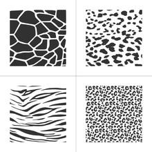Wildlife Animal Skin Texture P...