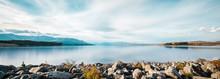 LWTWL0003804 Landscape Of Lake In Summer Day