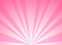 Sunlight Background. Pink Colo...