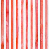 Wzór w paski akwarela. Kolor tła paski - 298016157