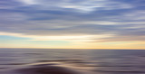 Abstract blurred sea landscape - 298016579