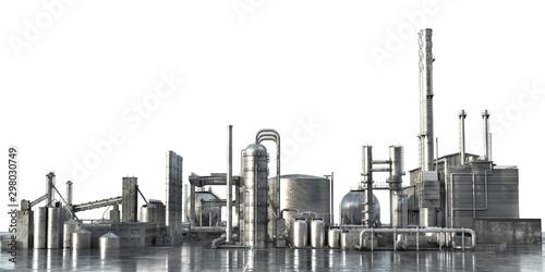 Industrial concept Fotobehang