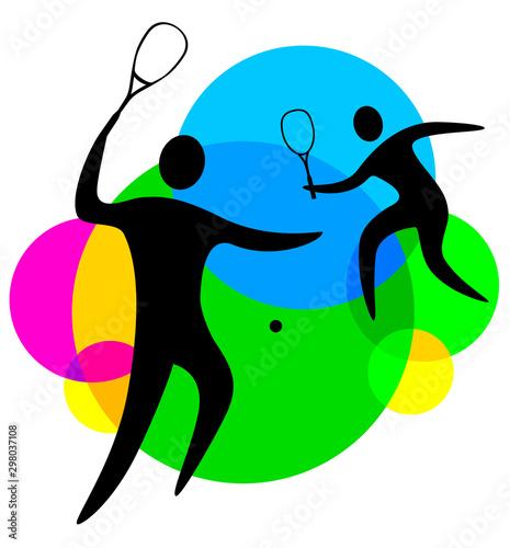 Cuadros en Lienzo  Squash - 147