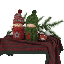 3d Render. Christmas Decorativ...