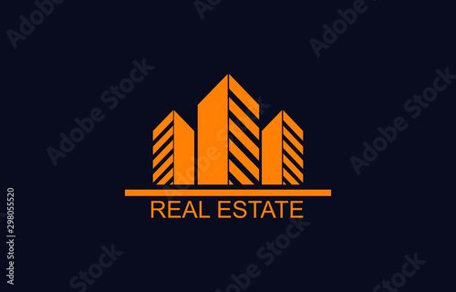 High Quality House, Building and Home Logo Design Vector Canvas