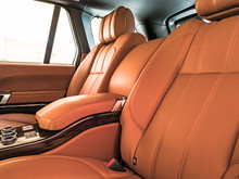 An Exotic Leather Rare Seats O...