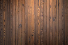Background Of Brown Wood Texture