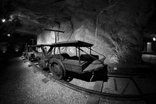 The Silver Mine. The Quarry Was Discontinued In 1952.   Kongsberg,Norway