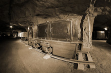The Silver Mine. The Quarry Wa...