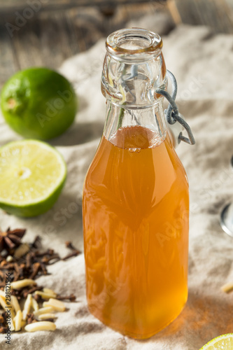 Homemade Falernum Cocktail Syrup