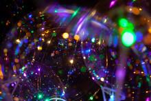 Colorful Light Bokeh Abstract ...