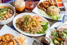 Americanized Thai Food