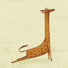 Giraffe Plank