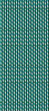 Blue Drinking Straw Pattern On Green