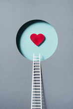 Ladder And Heart