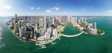 General Aerial View Of Miami, ...