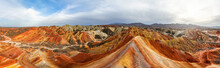 Panoramic Aerial View Of Colou...