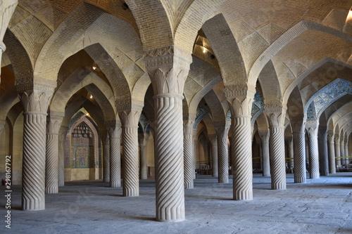 Staande foto Oude gebouw Iranian Ancient Architecture