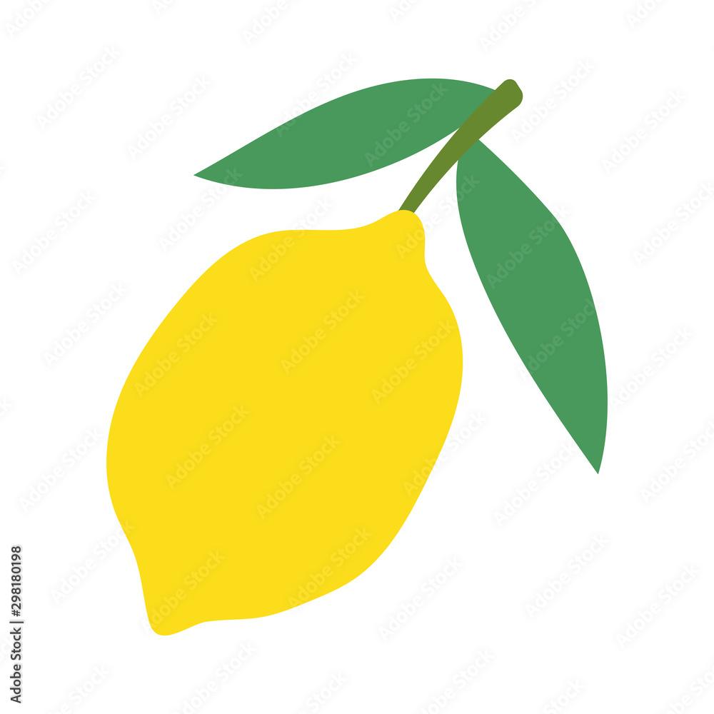 fresh fruit mango pop art style