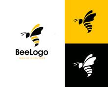 Bee Concepts Logo Design Vecto...