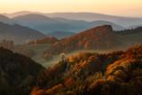 Fototapeta Na ścianę - Herbstfarben