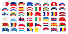 All Europe Flags And Every Eur...