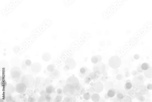 Pinturas sobre lienzo  水玉の背景素材、ボケ、かすみ、グレー