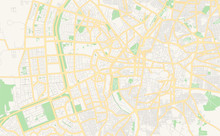 Printable Street Map Of Aleppo...