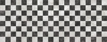 Black And White Checkerboard Texture Background