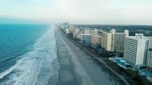 Beautiful Aerial View Of Myrtl...