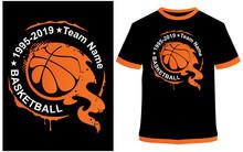 Sports T-Shirt Design - Vector...