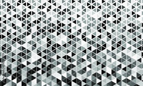 Spoed Fotobehang Geometrisch vector seamless pattern, wallpaper hd