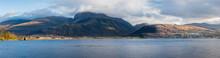 A View Of Ben Nevis Near Fort ...