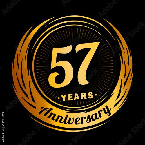 Fotografie, Obraz  57 years anniversary
