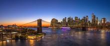New York City Brooklyn Bridge ...