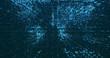Leinwanddruck Bild - Abstract digital network data background, 3D rendering