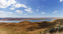 Columbia River In The Hanford ...