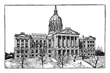 Georgia State Capitol, Atlanta...