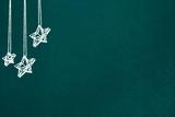 Fototapeta Sport - Christmas Decoration Chalkboard Sketch Background