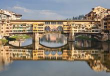 Ponte Vecchio, Florence, Tusca...