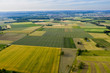 Feld - Wald - Wiesen - Luftaufnahme