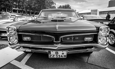 Muscle car Pontiac GTO, (fi...