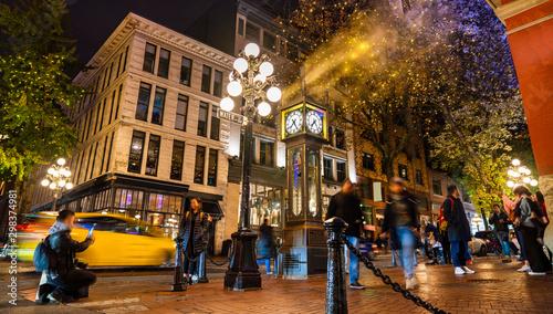 Vancouver, British Columbia, Canada Fotobehang