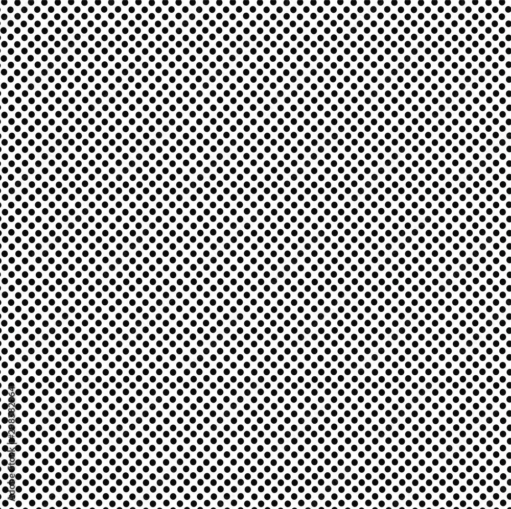Fototapety, obrazy: halftone vector background. halftone texture vector