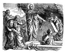 The Resurrection Of Lazarus Of...