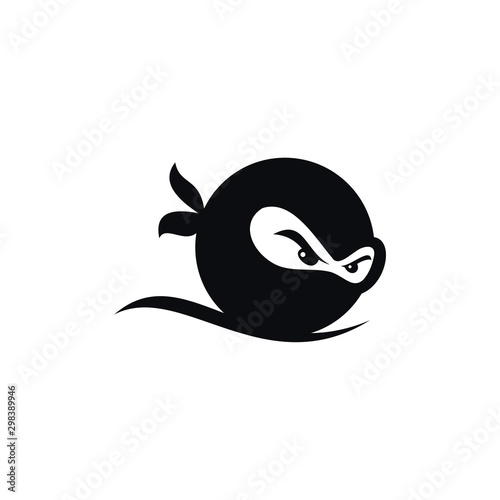 Fotografía ninjas