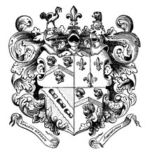 Smith's Coat Of Arms Of Captai...