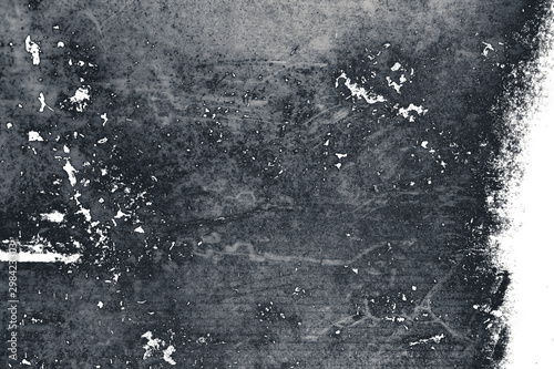 Grunge black and white background for design.