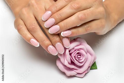 Fotomural  Classic manicure