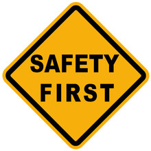 Safety Flat Icon For Apps And ...